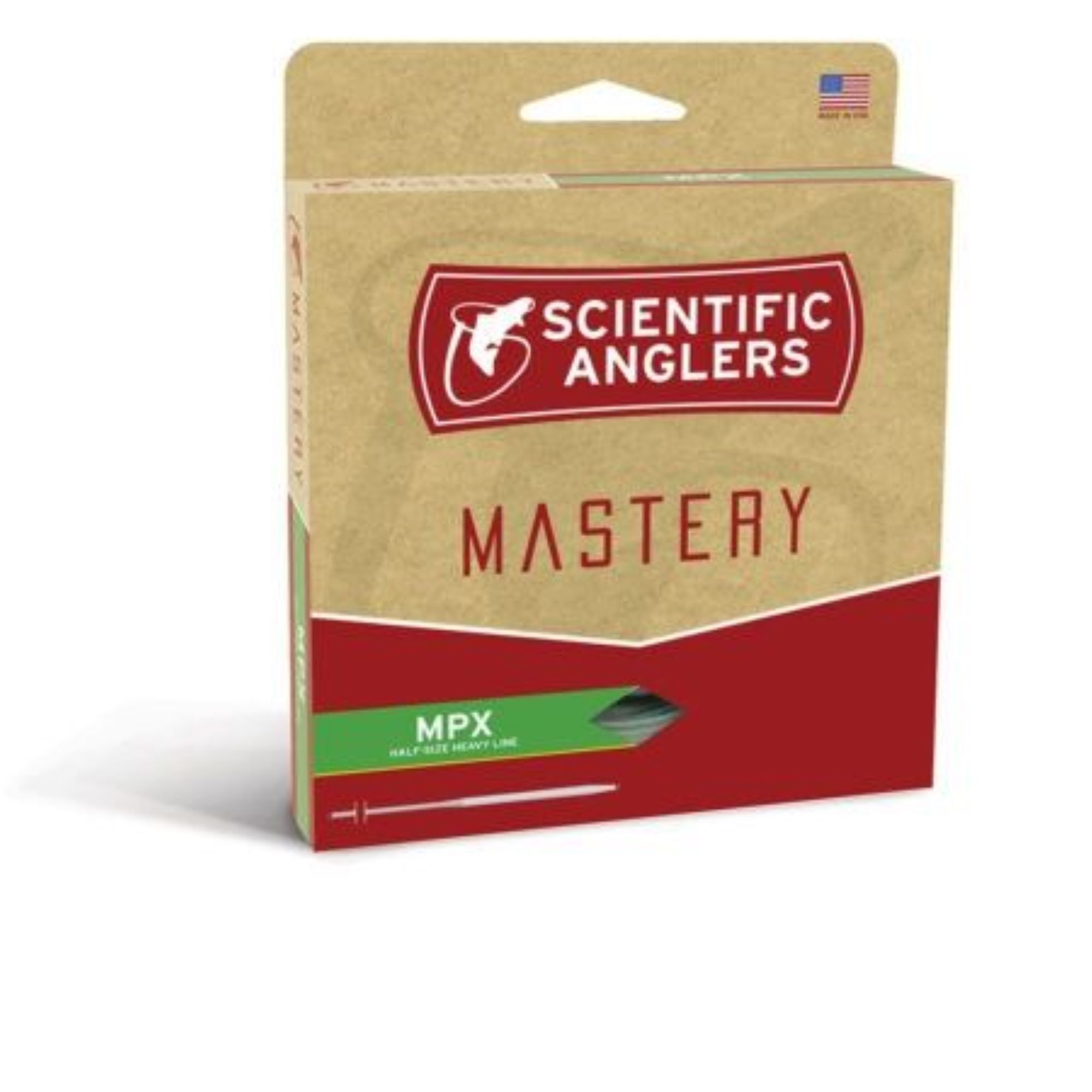 Scientific Angler Fly Line Mastery - MPX