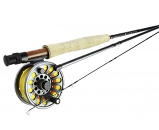 Fly Rods & Reels