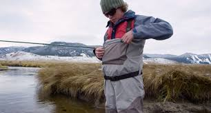 Do you need waders?